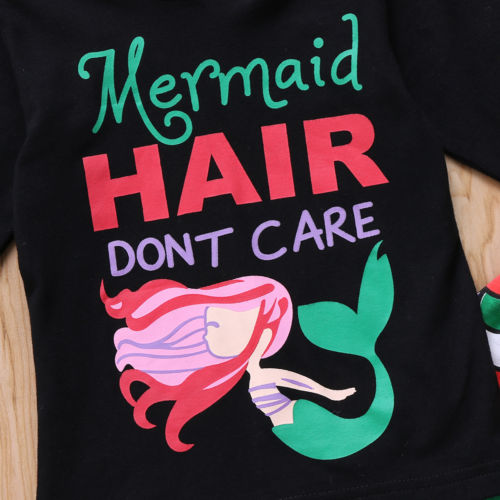 Mermaid Hair Don't Care Set - Bliss & Bustle