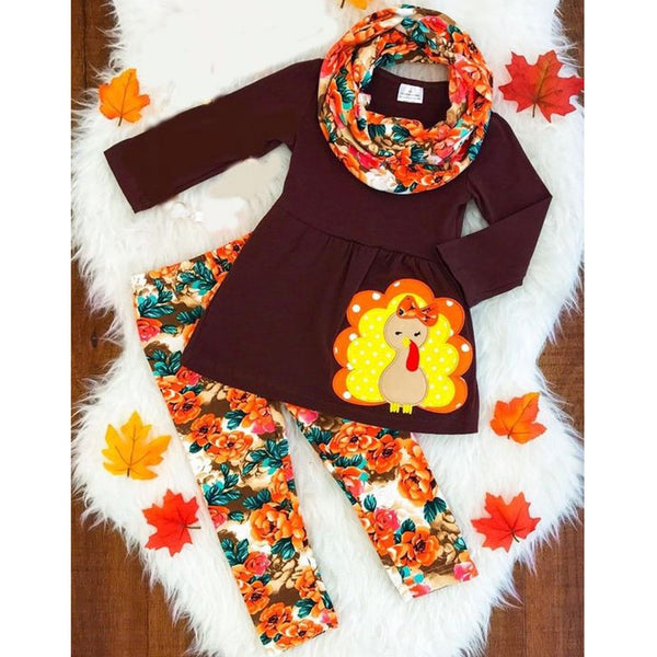 Thanksgiving Outfit - Bliss & Bustle