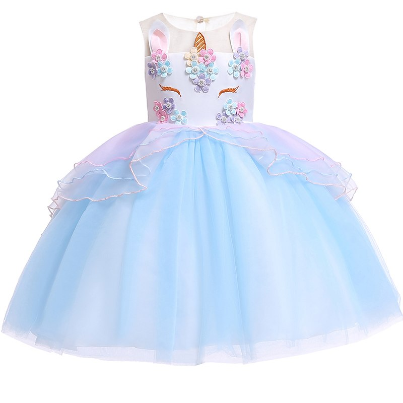 LIMITED EDITION Unicorn Princess Dress - Bliss & Bustle