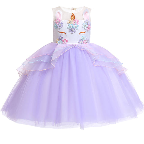 LIMITED EDITION Unicorn Princess Dress