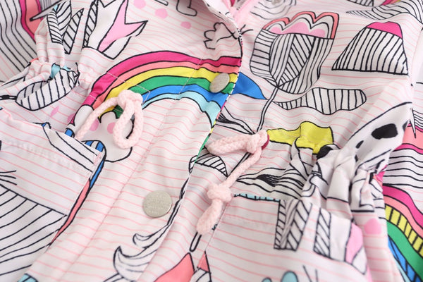 Rainbows + Unicorns Jacket