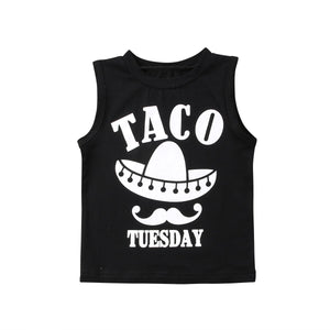 Taco Tuesday Top - Bliss & Bustle