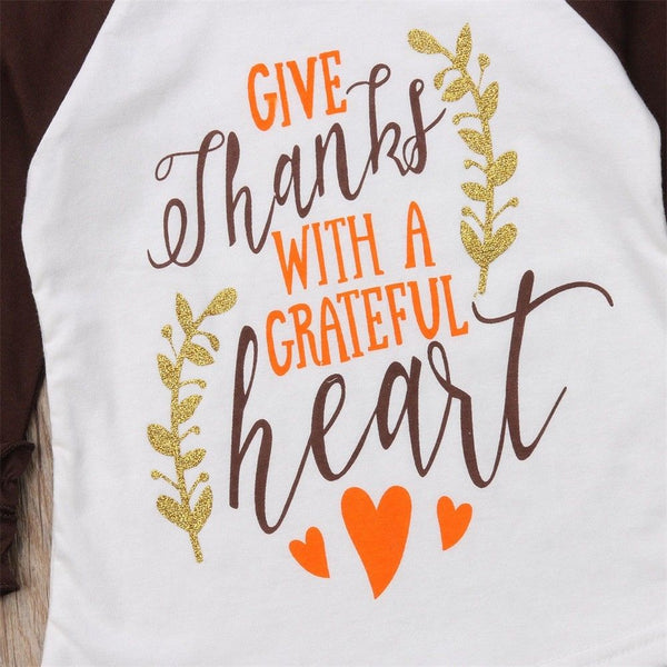 Grateful Heart Top