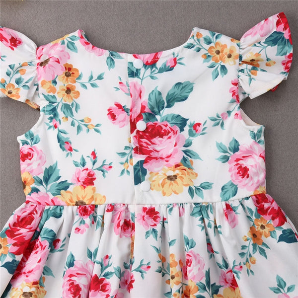 Evelyn Dress - Bliss & Bustle