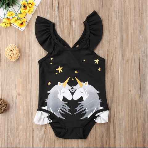 Moonlight Unicorn Swimsuit