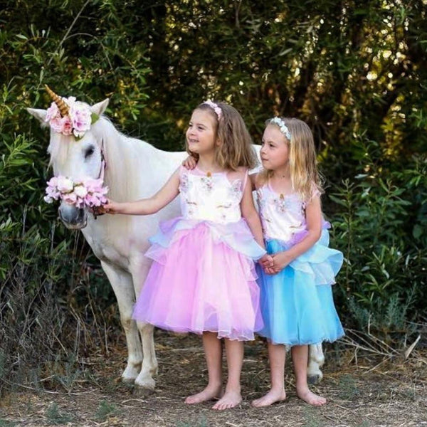 LIMITED EDITION Unicorn Princess Dress Collection - Bliss & Bustle