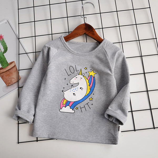 Sleeping Unicorn Sweatshirt
