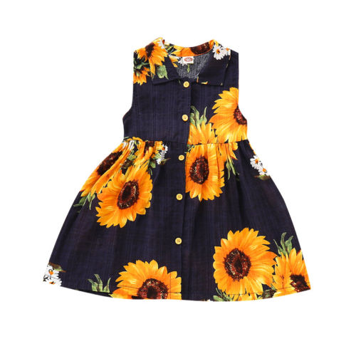Little Sunflower Dress