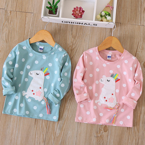 Unicorn Dotted Sweater