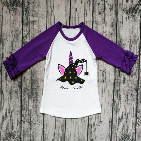 Halloween Unicorn Top