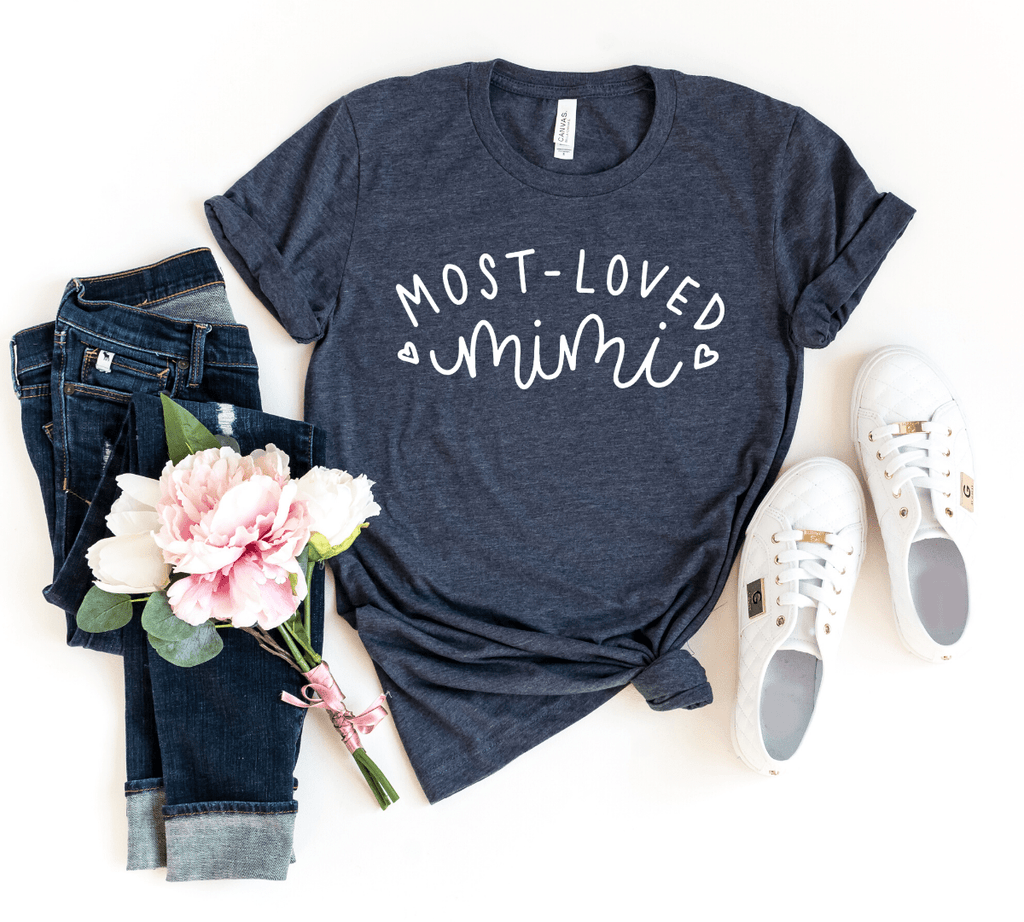 Mimi Shirts,  Grandma shirts, Mimi T Shirts, Mimi Gifts For Mimi,  grandma gifts, Grandmother Shirt Gift - Funkyappareltees