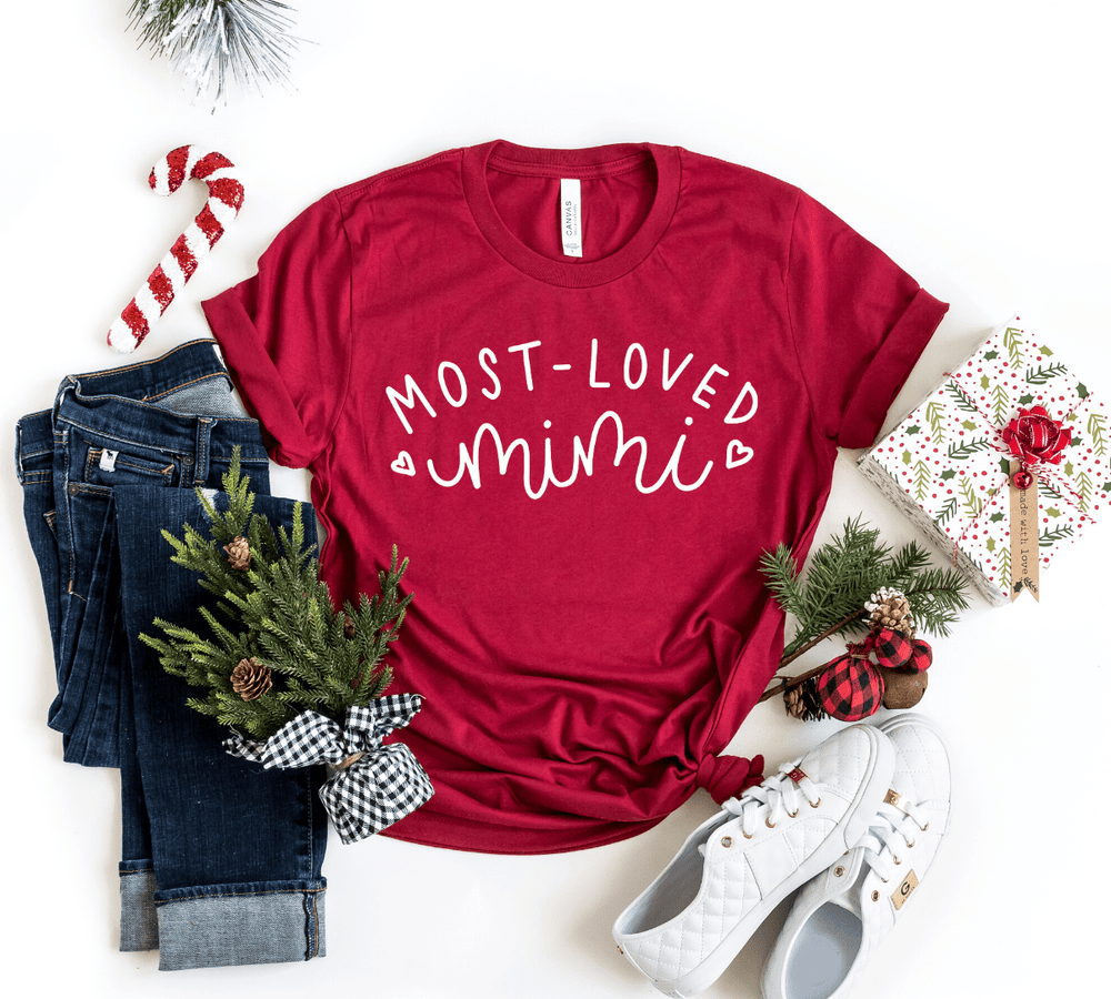 Mimi Shirts,  Grandma shirts,  Mimi Christmas Gift, Mimi T Shirts, Mimi Gifts For Mimi,  Grandma gifts, Grandmother Shirt Gift - Funkyappareltees