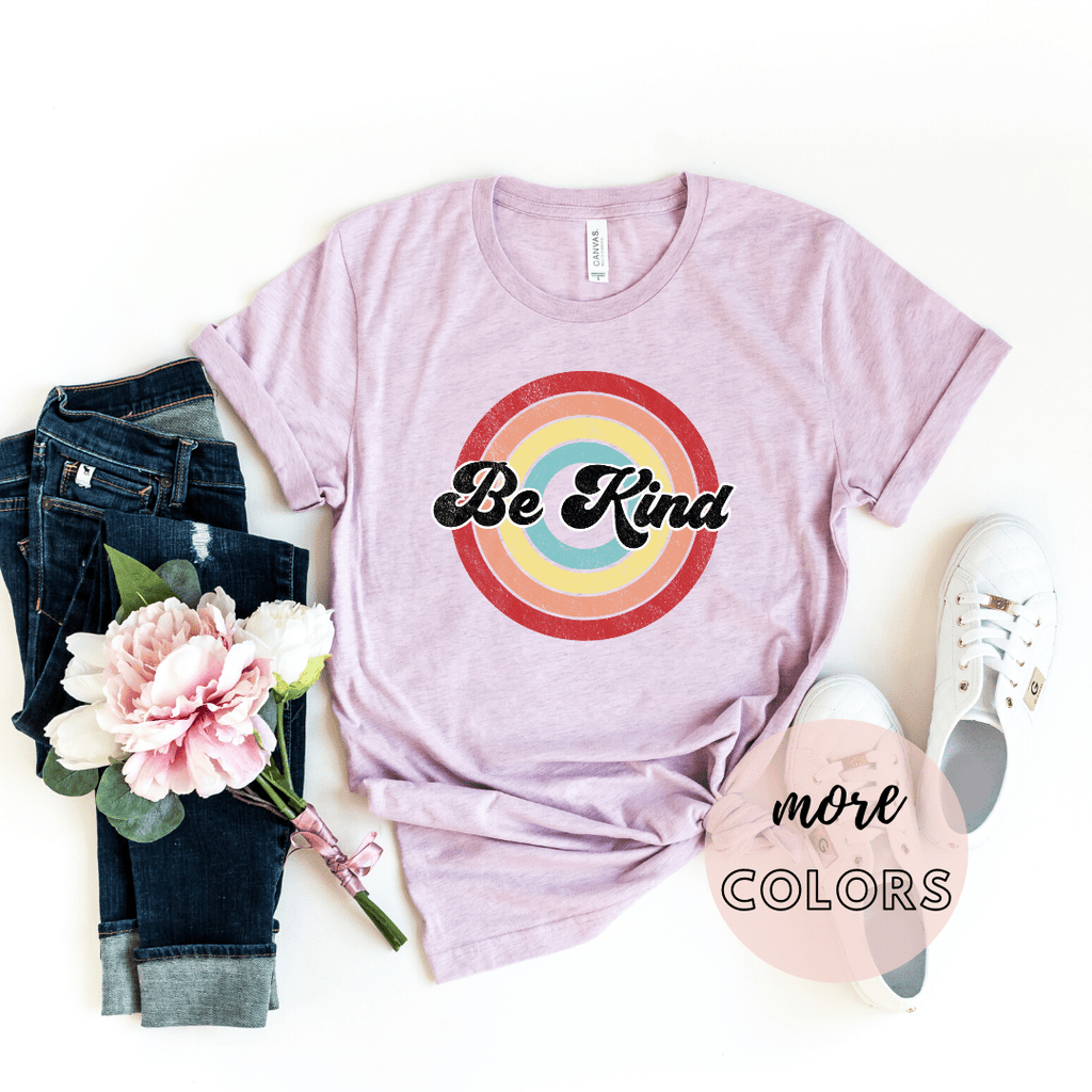 Be Kind Shirt, Kindness Shirt, Choose Kindness Matters, Anti bullying shirt, In A World Where You Can Be Anything - Funkyappareltees