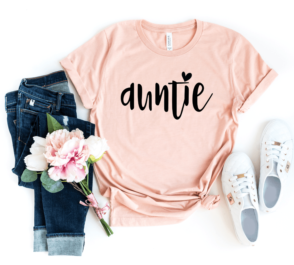 Auntie Shirt, Christmas Gift for Aunt, Favorite Aunt, BAE Best Aunt Ever Shirt, Aunt Shirt, New Aunt, Aunt Christmas Gift, Gift for Sister - Funkyappareltees
