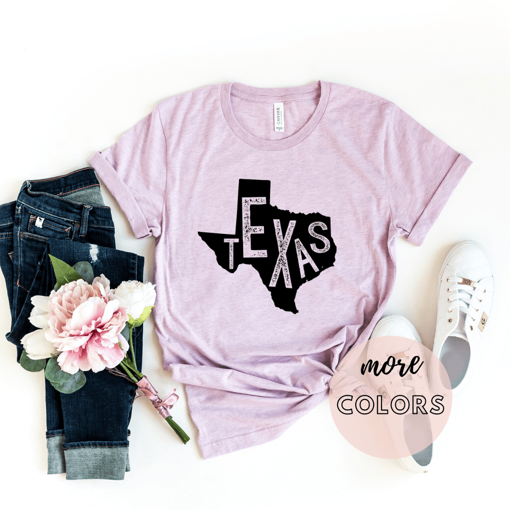 Texas State Shirt, Texas Home Shirt, Texas Gift, Don't Mess With Texas - Funkyappareltees