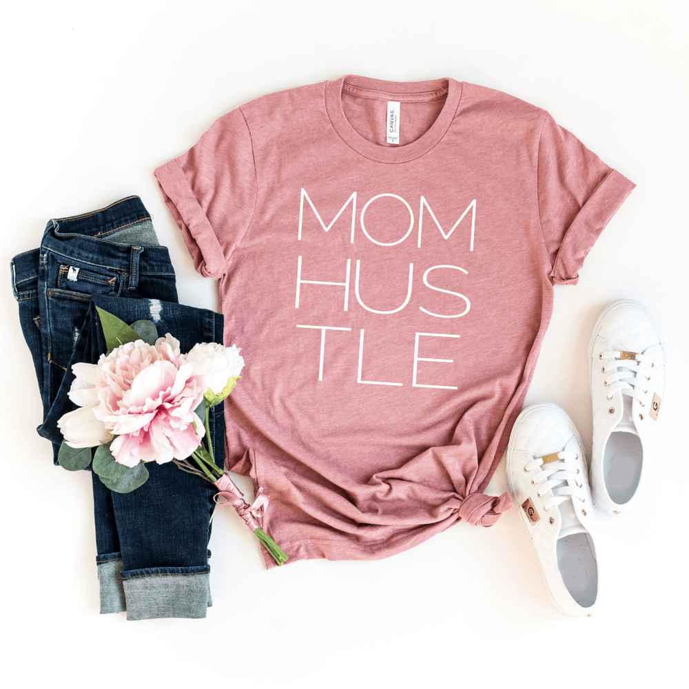 Mom Hustle shirt, Gifts For Mom, Mom Of Boys, Boy Mom Shirt,Mother's Day Gift, Mom Shirt - Funkyappareltees