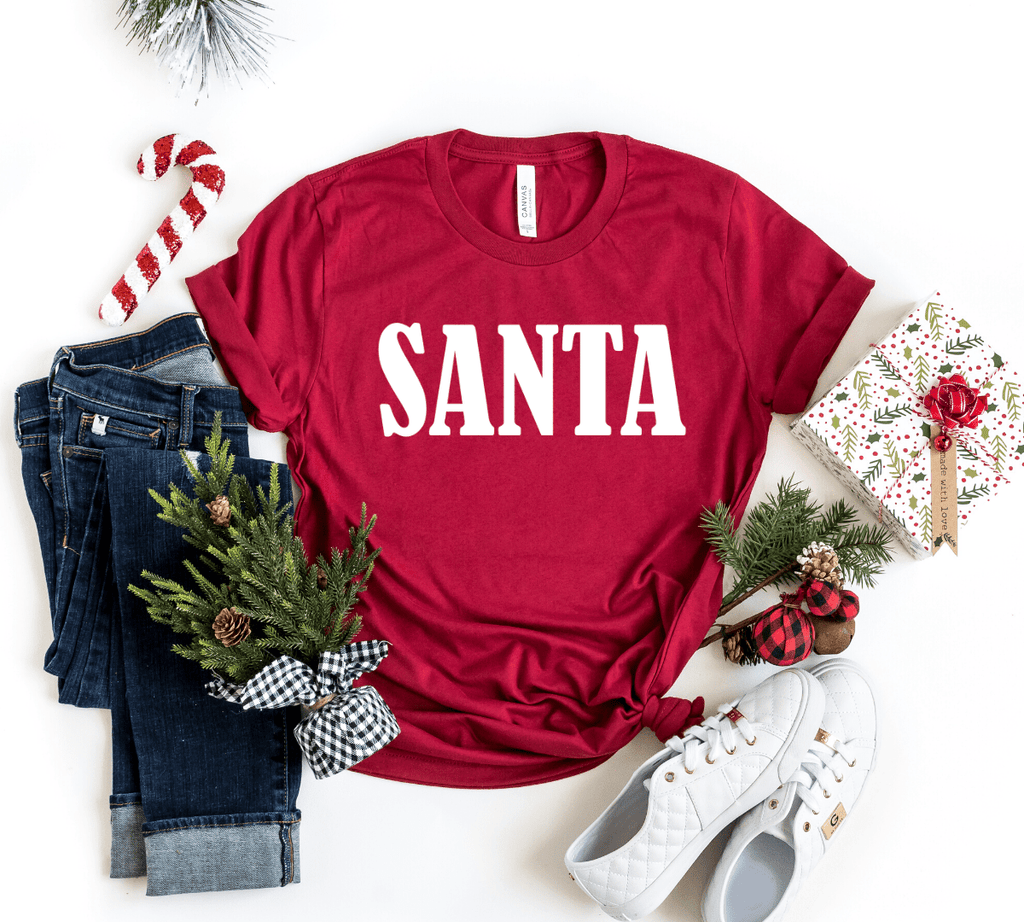 Santa Shirt, Santa's Favorite Ho Shirt, Couple Christmas Shirts, Couple Sweaters, Funny Christmas Shirt, Matching Christmas Shirts, Couples - Funkyappareltees