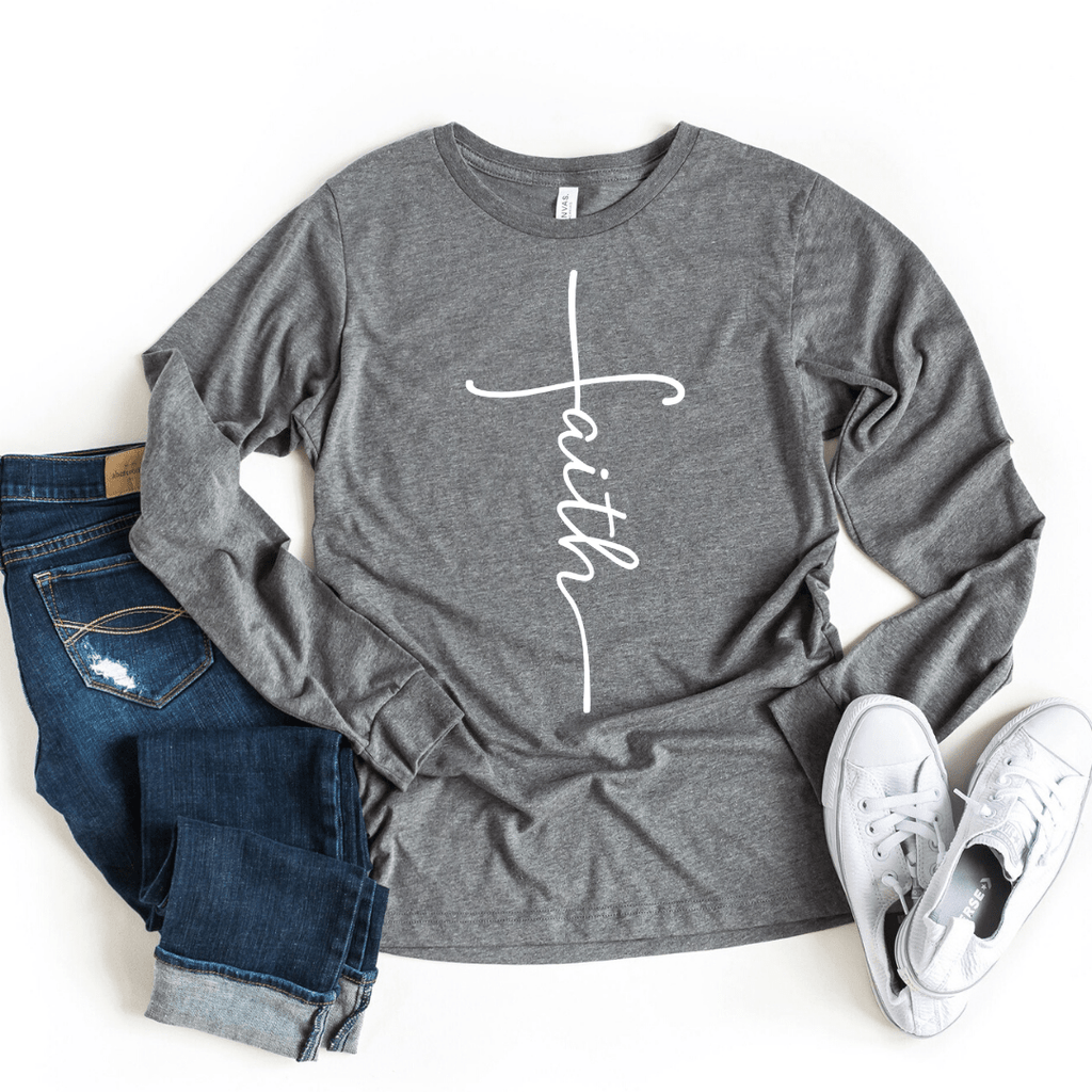 Faith Shirt, Christianity T shirts Clothing, Christian Shirt,  Jesus T Shirts, Religious Shirts for Women, Christian T Shirts Women, Faith Shirts - Funkyappareltees