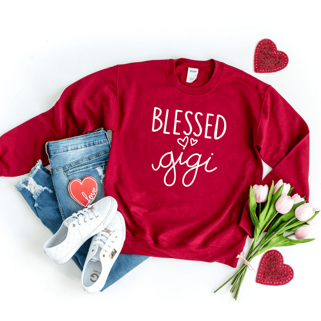 Blessed Gigi Christmas Gift Sweater