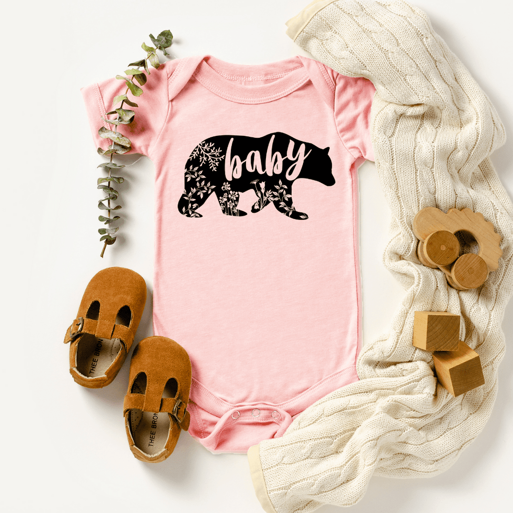 Mama Bear Baby Bear, Mommy and Me Outfits T Shirts, matching outfits for baby and mommy, matching outfits mommy and me, matching shirts mommy and daughter - Funkyappareltees