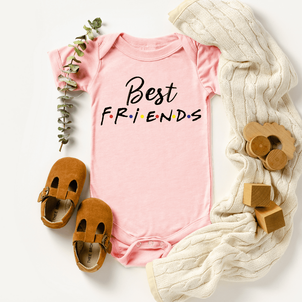 Best Friends Mommy and Me, Mommy and Me Outfits T Shirts, matching outfits for baby and mommy, matching outfits mommy and me, matching shirts mommy and daughter - Funkyappareltees
