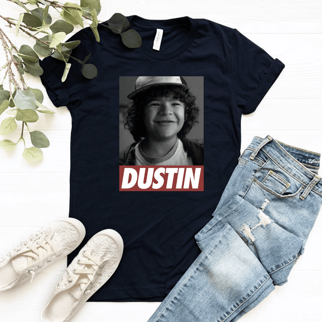 Dustin T Shirt - Funkyappareltees