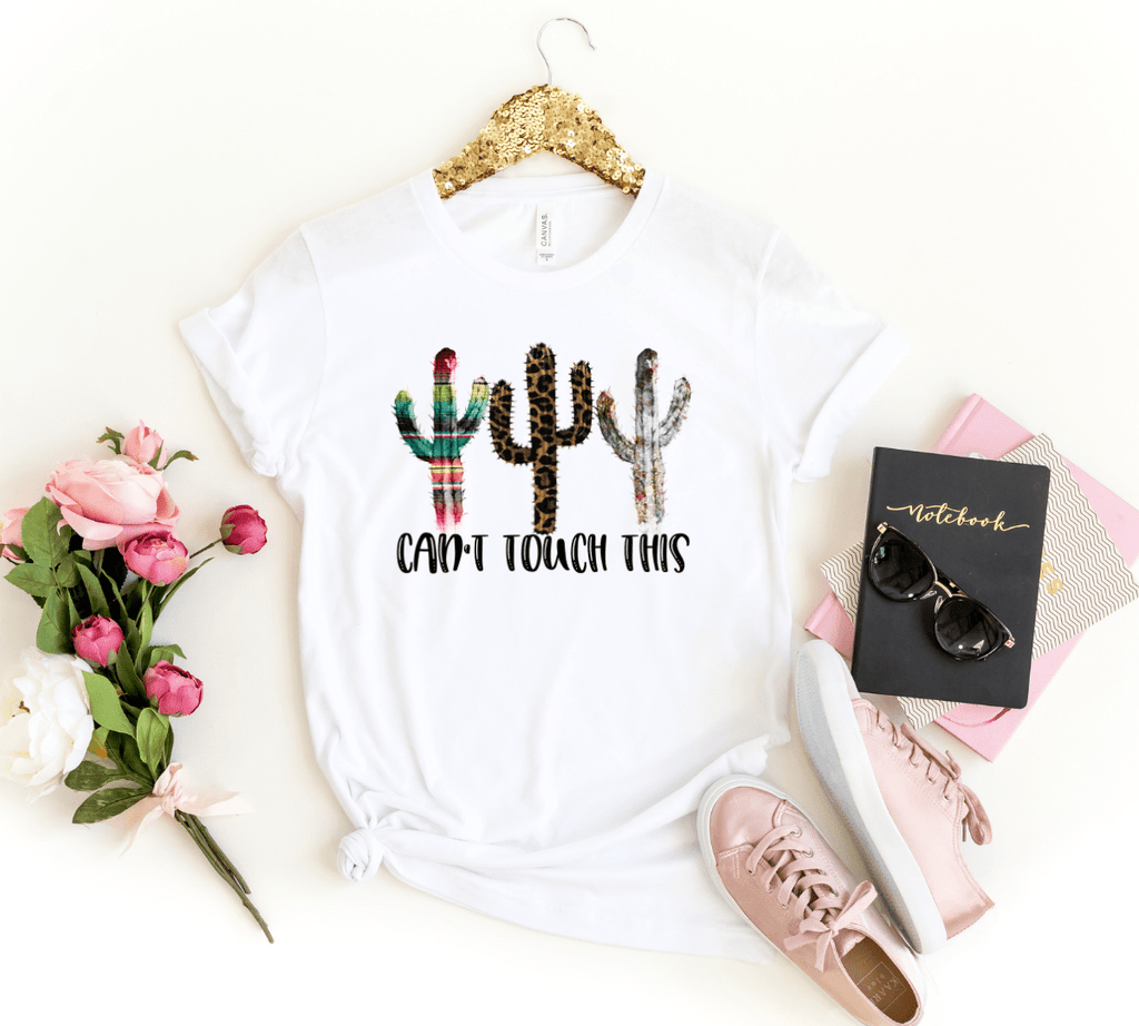 Can't Touch This Cactus Shirt - Funkyappareltees