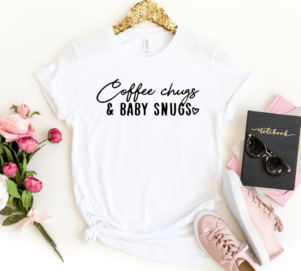 Coffee Chugs & Baby Snugs - Funkyappareltees