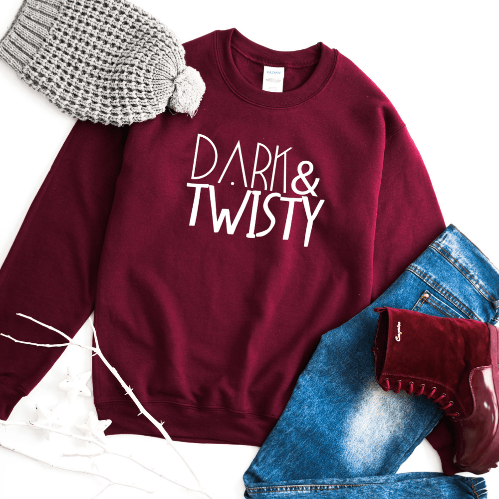 Dark And Twisty Grey's Anatomy Sweatshirt - Funkyappareltees