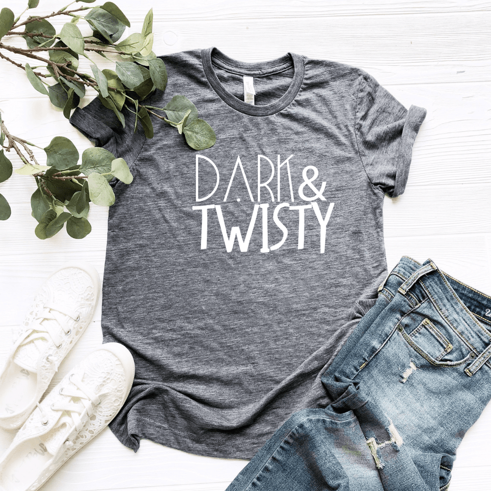 Dark And Twisty Grey's Anatomy T Shirt - Funkyappareltees