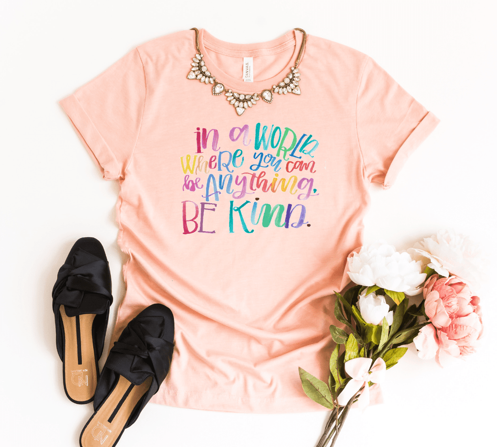 Be Kind T Shirt - Funkyappareltees