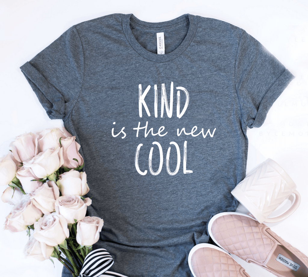 Kind Is The New Cool Shirt - Funkyappareltees