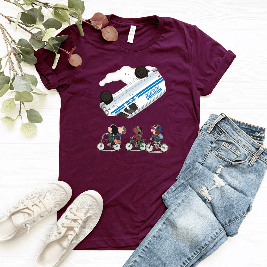 Upside Down T Shirt - Funkyappareltees