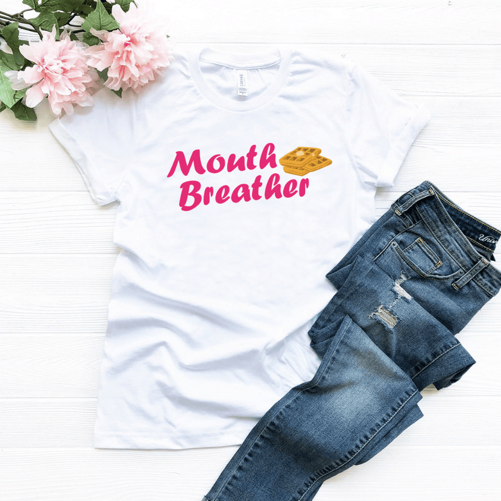 Mouth Breather T Shirt - Funkyappareltees