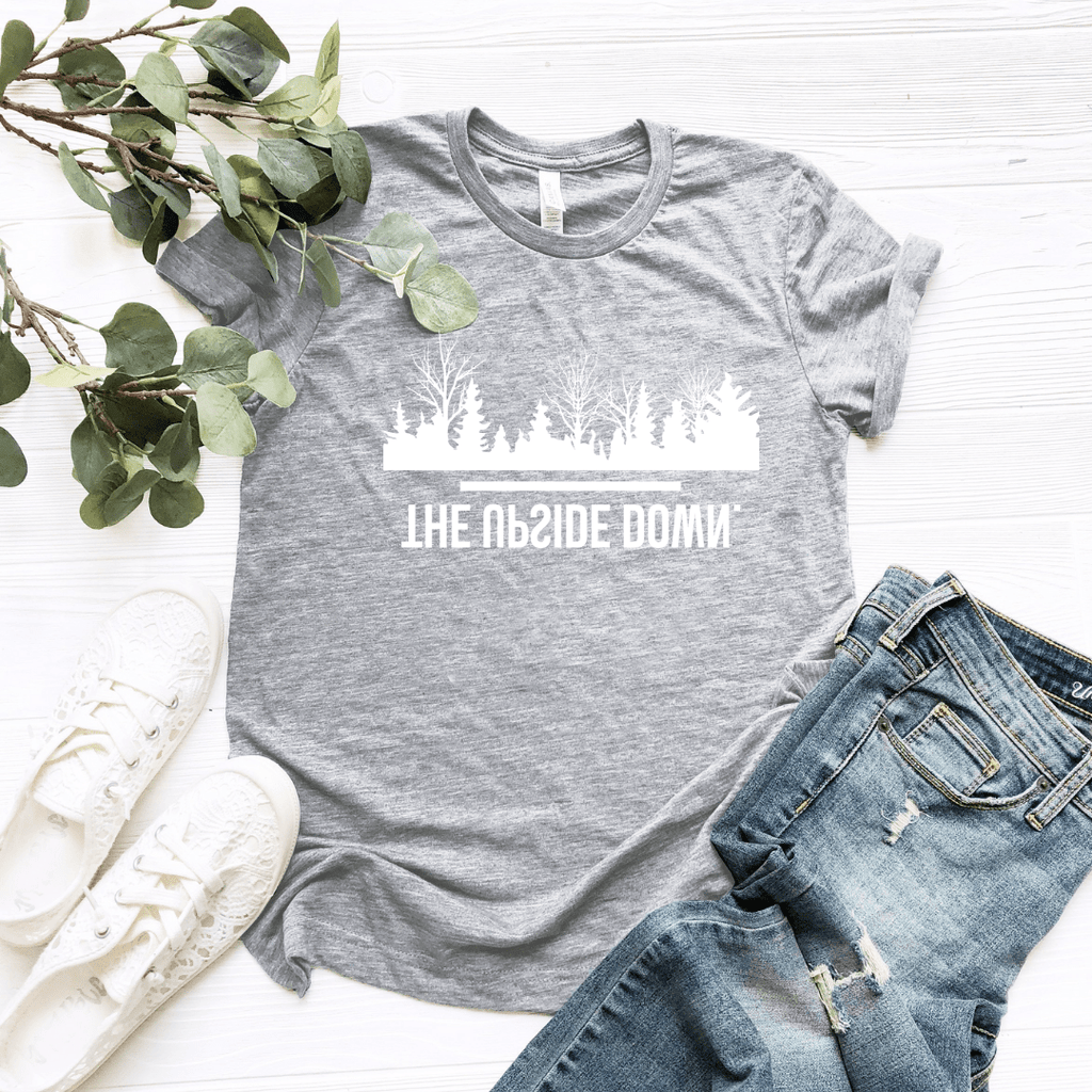 The Upside Down Women Relaxed T Shirt - Funkyappareltees