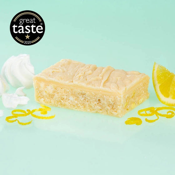 LEMON MERINGUE FUDGE  (100g)