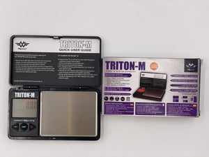 Triton-M 400g x .01g Digital Scale