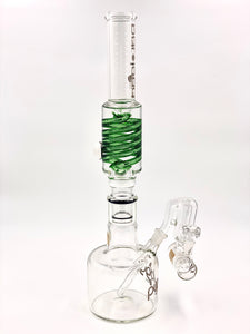 Pyrology Kettle Base w/ Glycerin Coil, Inline Ash Catcher