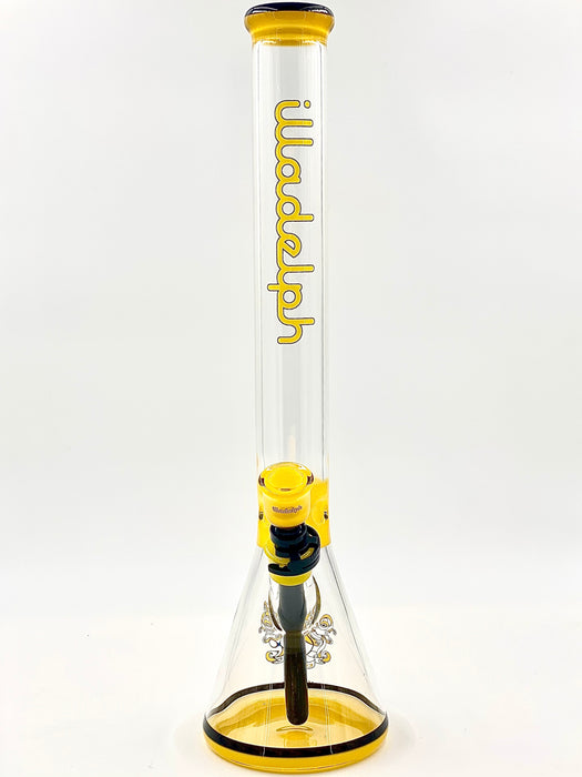 Illadelph - Medium Beaker CUSTOM - Ghost Yellow
