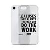 Do the Work Mini Hulk™ iPhone Case