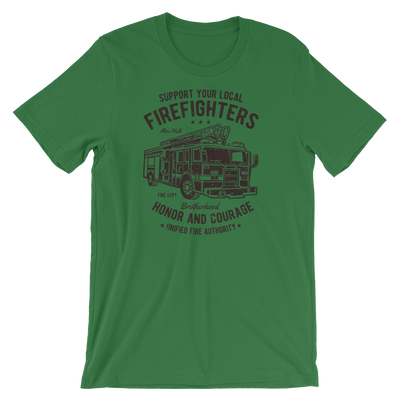 Mini Hulk™ Fire Fighters Support T-Shirt