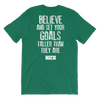"""Believe"" Mini Hulk™ Unisex short sleeve t-shirt"