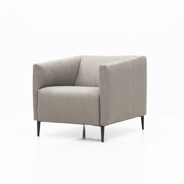 Grey Contract Armchair