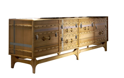 Suitcase Sideboard