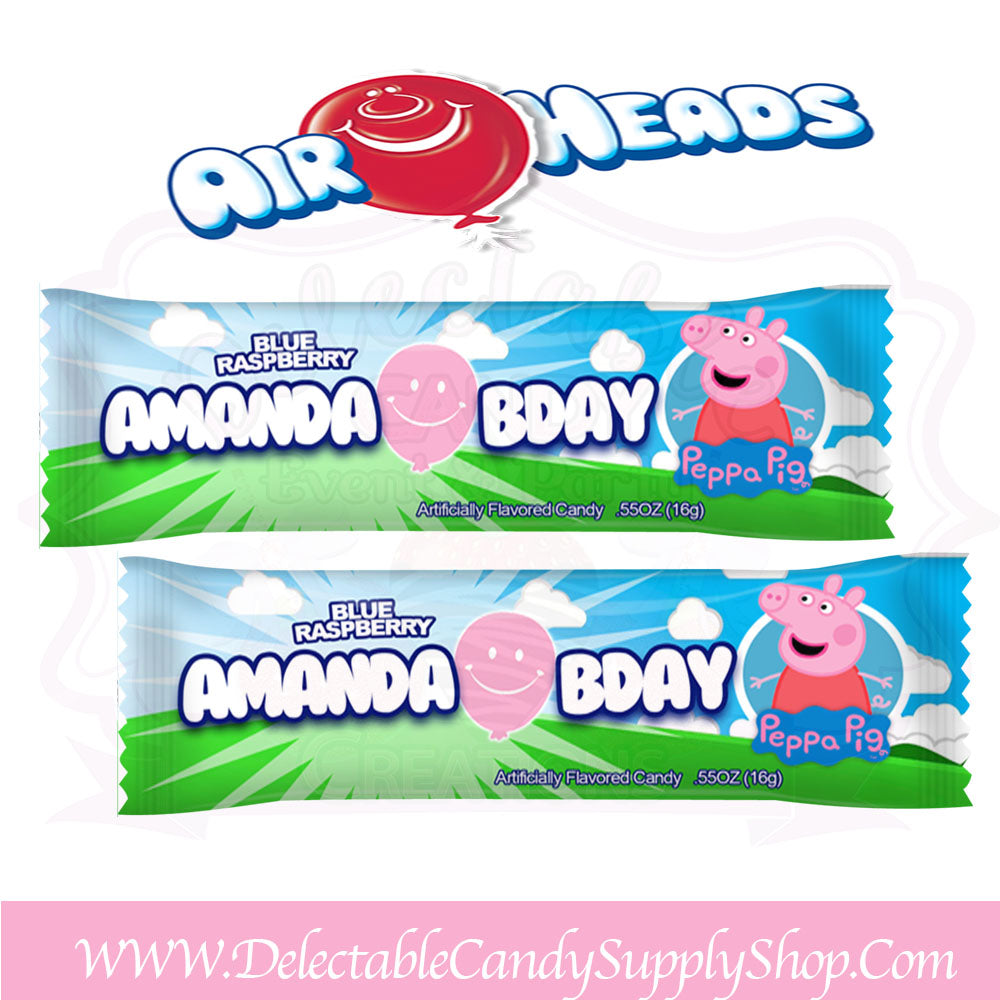 Airheads-Taffy Candy-Digital-Printed & Filled