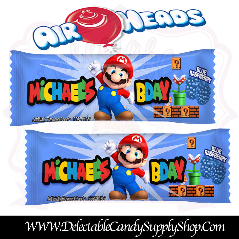 Airheads-Taffy Candy-Digital-Printed & Filled – Delectable