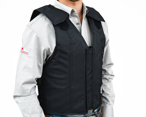 Ride Right 1000 Series Saddle Bronc Vest - Polyduct Right Side