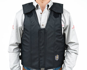 Ride Right 1000 Series Saddle Bronc Vest - Polyduct Front