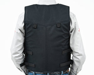 Ride Right 1000 Series Saddle Bronc Vest - Polyduct Back