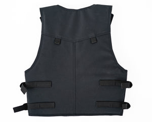 Ride Right 1000 Series Saddle Bronc Vest - Polyduct Flipped